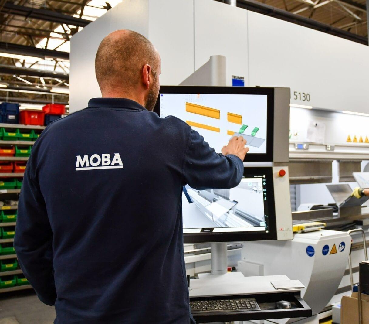 Ga werken bij Moba in Barneveld